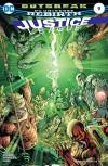 Justice League (2016-) #9 - Daniel Henriques, Tony Avina, Alex Sinclair, Neil Edwards, Fernando Pasarín, Matt Ryan, Brad Anderson, Bryan Hitch, Bryan Hitch
