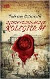 Niewidzialne Kolegium - Fabrizio Battistelli