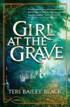 Girl at The Grave - Teri Bailey Black