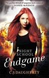 Night School: Endgame: Number 5 in series by C. J. Daugherty (2015-06-11) - C.J. Daugherty