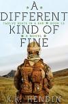 A Different Kind Of Fine (Twelve Beats In A Bar Book 1) - KK Hendin