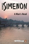 A Man's Head (Inspector Maigret) - Georges Simenon, David Coward