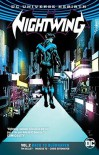 Nightwing Vol. 2: Back to Blüdhaven (Rebirth) - Tim Seeley, Marcus To