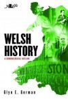 Welsh History: A Chronological Outline - Glyn E. German