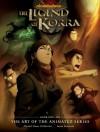 The Legend of Korra: The Art of the Animated Series, Book One: Air - Michael Dante DiMartino, Bryan Konietzko, Dave Marshall