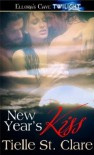 New Year's Kiss (Wolf's Heritage, #1) - Tielle St. Clare