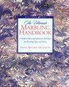 The Ultimate Marbling Handbook: A Guide to Basic and Advanced Techniques for Marbling Paper and Fabric (Watson-Guptill Crafts) - Diane Maurer-Mathison
