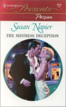 The Mistress Deception - Susan Napier
