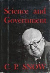Science and Government - C.P. Snow