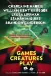 Games Creatures Play - Charlaine Harris, Toni L. P. Kelner
