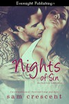 Nights of Sin (The Bad Boy Collection Book 3) - Sam Crescent