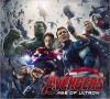Marvel's Avengers: Age of Ultron: The Art of the Movie Slipcase - Marvel Comics