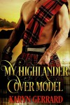 My Highlander Cover Model - Karyn Gerrard