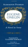 Eugene Onegin, Vol. II (Commentary) - Alexander Pushkin, Vladimir Nabokov