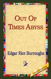 Out Of Times Abyss - Edgar Rice Burroughs