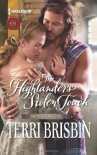 The Highlander's Stolen Touch - Terri Brisbin