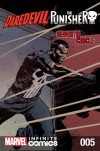 Daredevil/Punisher: Seventh Circle Infinite Comic #5 - Charles Soule