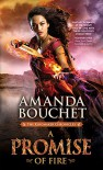 A Promise of Fire (The Kingmaker Chronicles Book 1) - Amanda Bouchet