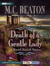Death of a Gentle Lady - Graeme Malcolm, M.C. Beaton