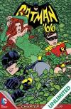 Batman '66 #64 - Jeff Parker, Jesse Hamm