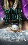 Windburn (The Elemental Series Book 4) - Shannon Mayer