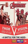 Marvel Universe Avengers: Ultron Revolution (2016-2017) #8 - Joe Caramagna, Various