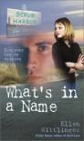 What's in a Name - Ellen Wittlinger