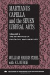 Martianus Capella and the Seven Liberal Arts, Vol. II: The Marriage of Philology and Mercury - Martianus Capella, William Harris Stahl, Richard Johnson