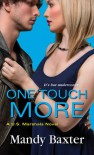 One Touch More (A US Marshals Novel) - Mandy Baxter
