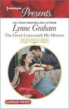 The Greek Commands His Mistress - Lynne Graham