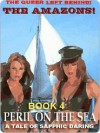 Peril on the Sea [The Amazons #4] - Susanna Valent