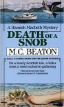 Death of a Snob - M.C. Beaton