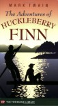 The Adventures of Huckleberry Finn (Townsend Library Edition) - Mark Twain