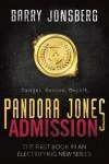 Admission (Pandora Jones #1) - Barry Jonsberg