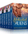 Alien Romance Box Set: Tales from Angondra Complete Series (Books 1 - 6): A Sci-fi Alien Warrior Invasion Abduction Romance - Ruth Anne Scott