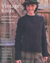Vintage Knits: Thirty Knitting Designs from Rowan for Women and Men - Kaffe Fassett