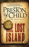 The Lost Island: A Gideon Crew Novel (Gideon Crew series) - Douglas Preston, Lincoln Child
