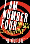 Six's Legacy (Lorien Legacies: The Lost Files, #1) - Pittacus Lore