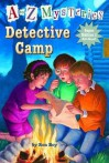 Detective Camp[A TO Z MYST SUPER #01 DETECTIV][Paperback] - RonRoy