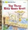 Three Billy Goats Gruff - Ellen Rudin, Peter Christen Asbjørnsen, Lilian Obligado