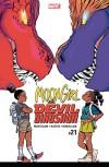 Moon Girl and Devil Dinosaur (2015-) #21 - Brandon Montclare, Natacha Bustos