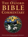 The Oxford Bible Commentary -