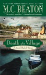 Death of a Village - M.C. Beaton