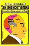 Disinherited Mind - Erich Heller