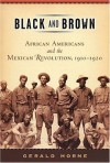 Black and Brown: African Americans and the Mexican Revolution,1910-1920 - Gerald Horne