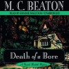 Death of a Bore - Graeme Malcolm, M.C. Beaton