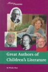 Great Authors of Children's Literature (History Makers) - Wendy Mass