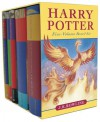 Harry Potter Boxed Set (Harry Potter, #1-5) - J.K. Rowling