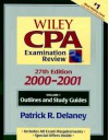 Wiley CPA Examination Review, Volume 1, Outlines and Study Guides, 27th Edition - Patrick R. Delaney