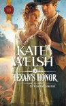 A Texan's Honor - Kate Welsh